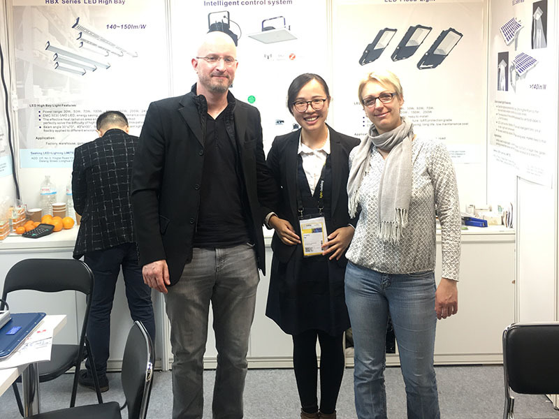 2018-April-Frankfurt Light+Building Fair
