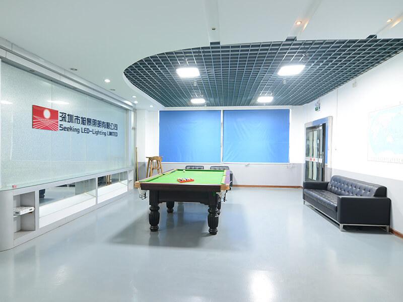 led warehouse light Company office