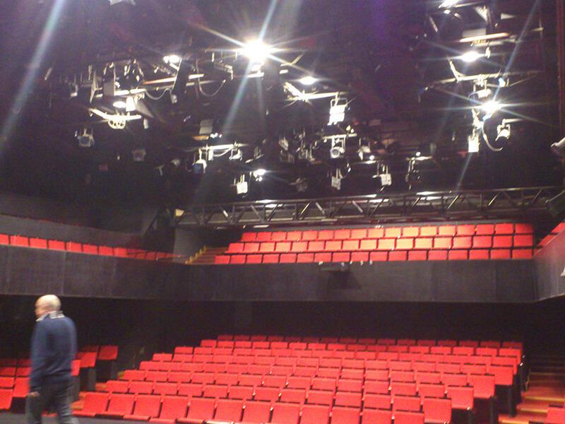 Theater in Serbia