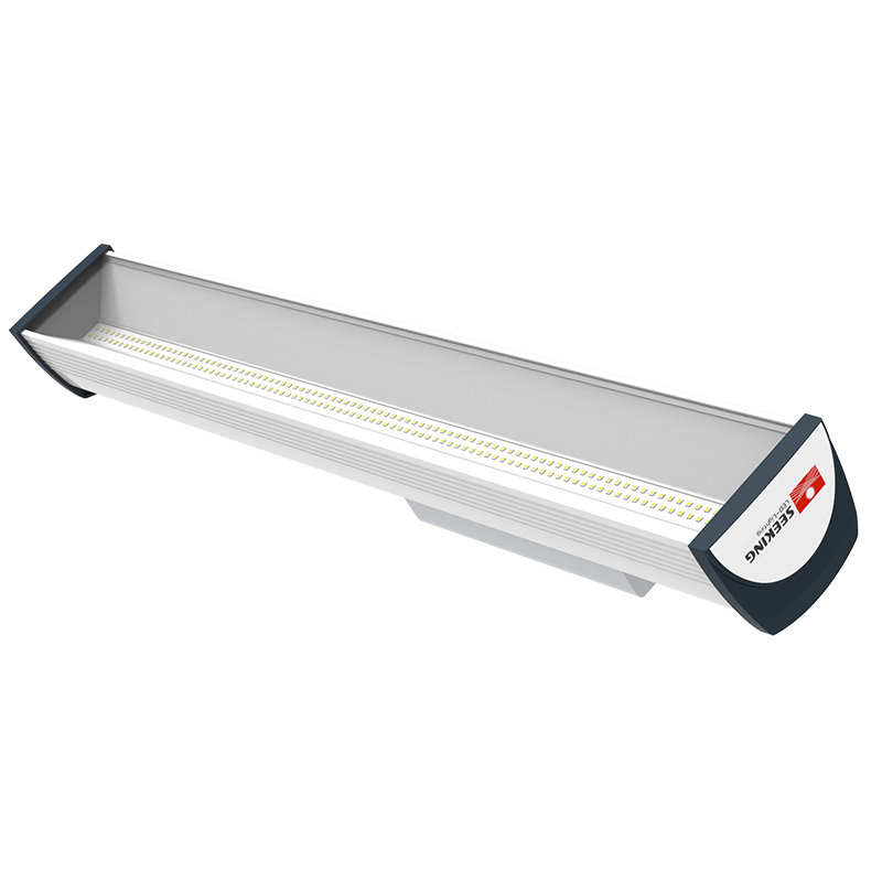 Soft light LED High Bay Light With Shading design- HBX Sereis