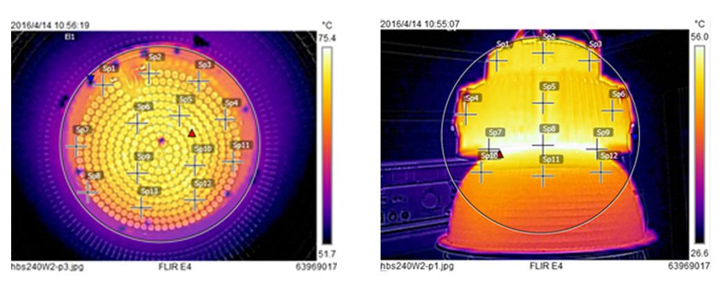 design led ufo high bay light series canopy SEEKING Brand